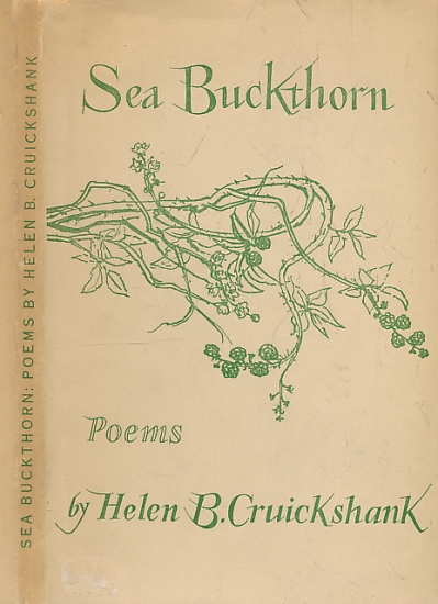 CRUICKSHANK, HELEN B - Sea Buckthorn