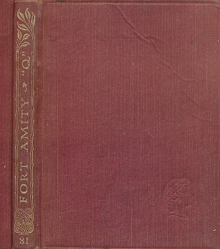 'Q' (QUILLER-COUCH, ARTHUR THOMAS) - Fort Amity