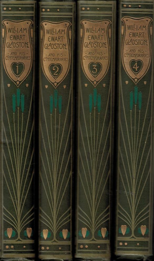 William Ewart Gladstone and his contemporaries