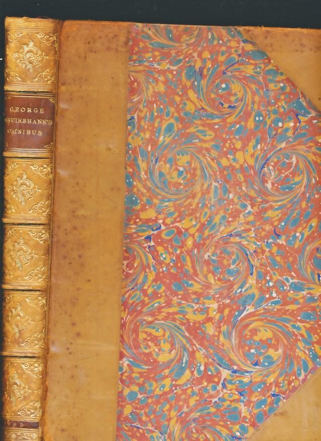 CRUIKSHANK, GEORGE; BLANCHARD, LAMAN [ED.] - George Cruikshank's Omnibus