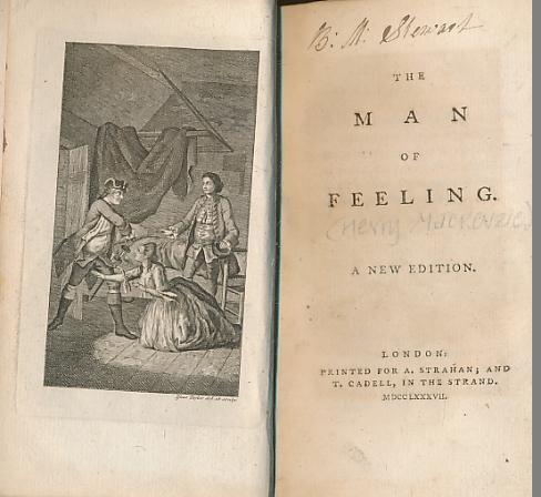 [MACKENZIE, HENRY] - The Man of Feeling