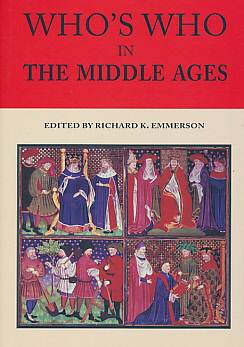 EMMERSON, RICHARD K [ED.] - Who's Who in the Middle Ages. 2 Volume Set