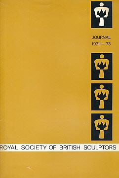 EDITOR - The Royal Society of British Sculptors Journal 1971-73