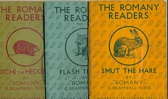 The Romany Readers No 2 Smut Hare