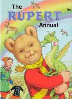 [TOURTEL, MARY] - Rupert Annual 2004 (No. 69)