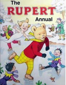 [TOURTEL, MARY] - Rupert Annual 2005 (No. 70)