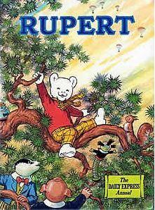 [TOURTEL, MARY] - Rupert Annual 1973