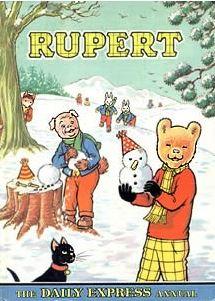 [TOURTEL, MARY] - Rupert Annual 1974