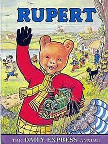[TOURTEL, MARY] - Rupert Annual 1976