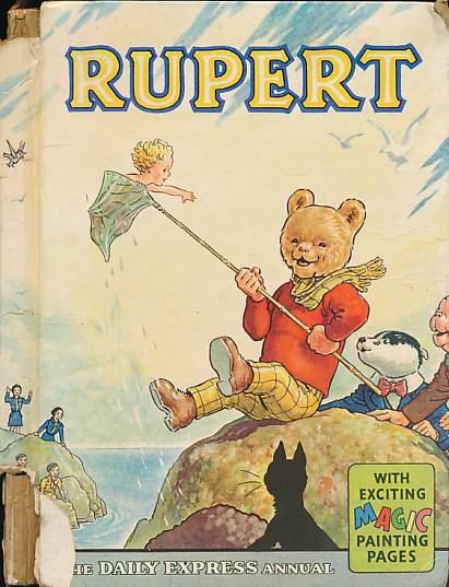 [TOURTEL, MARY] - Rupert Annual 1963