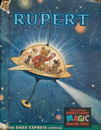 [TOURTEL, MARY] - Rupert Annual 1966