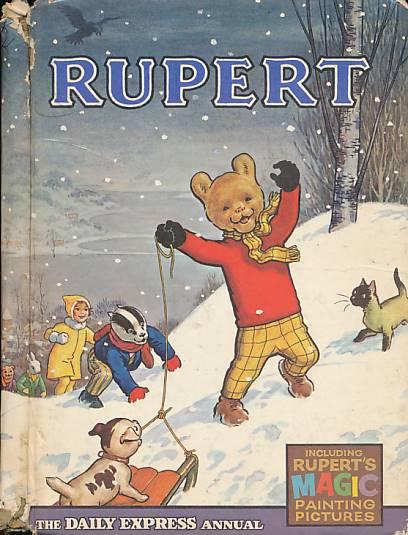 [TOURTEL, MARY] - Rupert Annual 1967