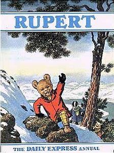 [TOURTEL, MARY] - Rupert Annual 1970
