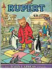 [TOURTEL, MARY] - Rupert Annual 1977