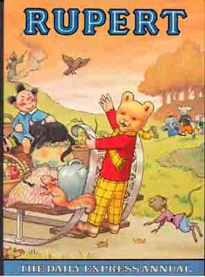 [TOURTEL, MARY] - Rupert Annual 1978
