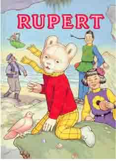 [TOURTEL, MARY] - Rupert Annual 1991 (No. 56)