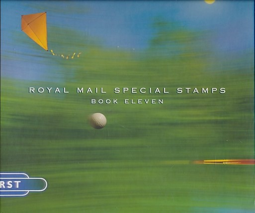 SHACKLETON, TIM - Royal Mail Special Stamps 1994. Book Eleven [11]