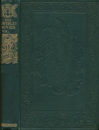 SCOTT, WALTER - Old Mortality. Melrose Edition Volume 5