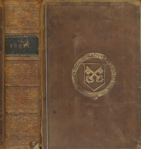 SCOTT, WALTER - The Poetical Works of Sir Walter Scott. Routledge Edition