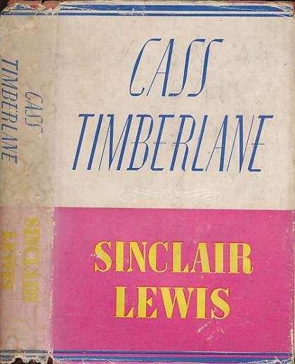 LEWIS, SINCLAIR - Cass Timberlane