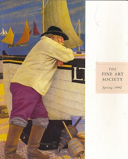 F.A.S - The Fine Art Society. Spring 1990