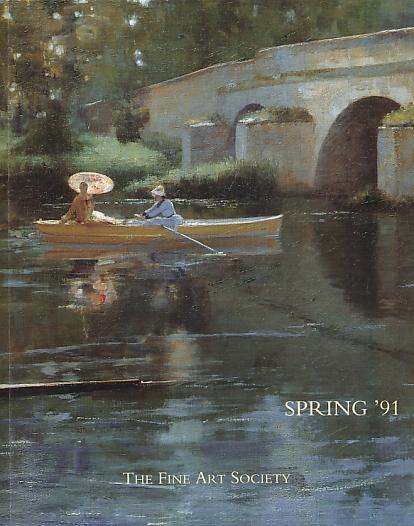 F.A.S - The Fine Art Society. Spring '91