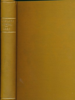 EDITOR - The Folk-Lore Journal. Vol. V. [January -December 1887]