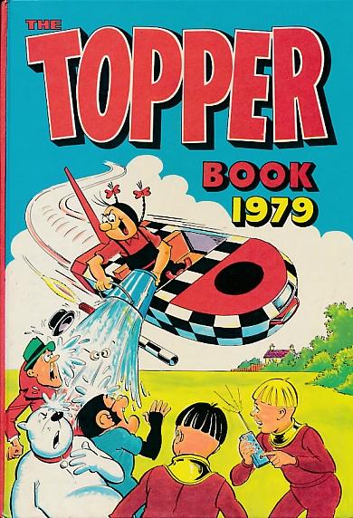 NIXON, ROBERT; DE BONO, EVI; &C - The Topper Book 1979