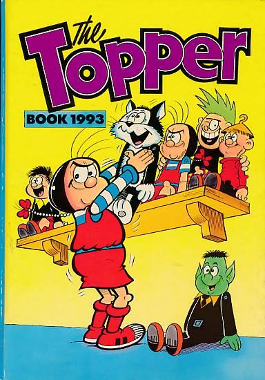 NIXON, ROBERT; MARTIN, GEORGE; DALLAS, JOHN; &C - The Topper Book 1993