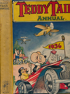 EDITOR - Teddy Tail's Annual 1936