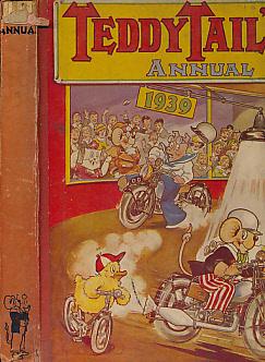 EDITOR - Teddy Tail's Annual 1939
