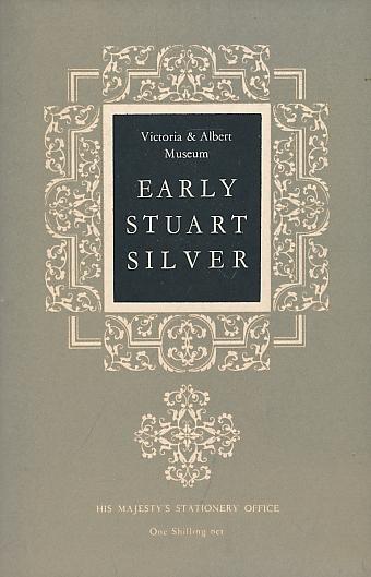V & A - Early Stuart Silver