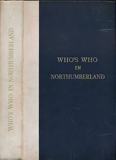 EDITOR - Who's Who in Northumberland