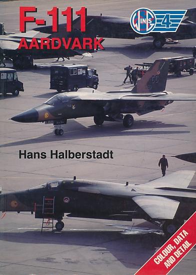HALBERSTADT, HANS - F-111 Aardvark. Wings No. 4