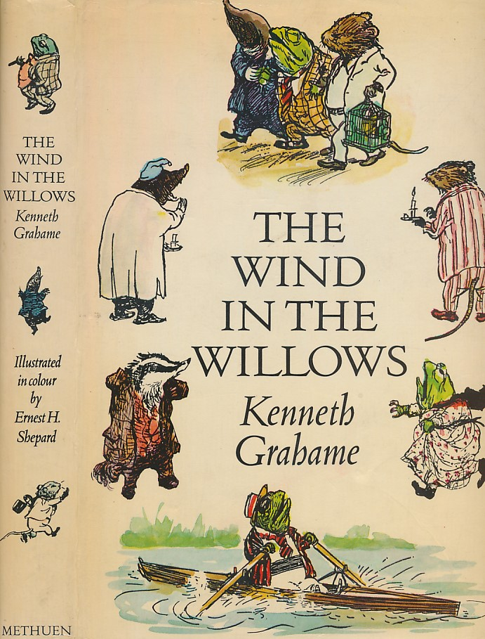 """a review of kenneth grahames satire the wind in the willows By the time """"the wind in the willows"""" was published in 1908, its author, kenneth grahame, had committed himself to a life of consummate lollygagging, a vocation for which he presumably had affectionate disdain."""