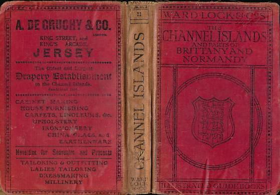 WARD LOCK - The Channel Islands. Ward Lock's Red Guide