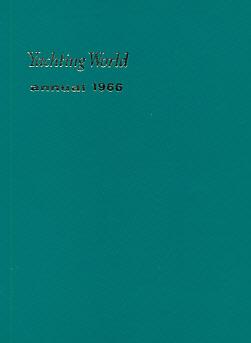 EDITOR - Yachting World Annual 1966