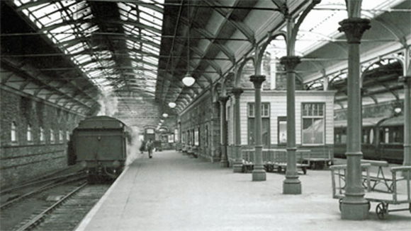 Barter Books About The Station